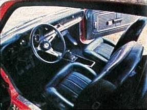 O interior original