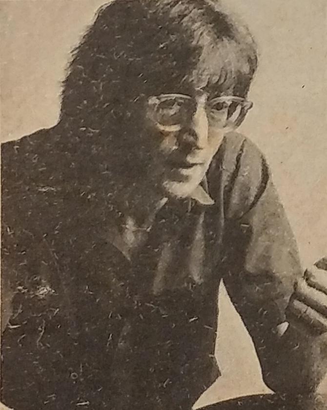 John Lennon em entrevista à Playboy em 1980