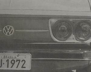 VW Variant - frente